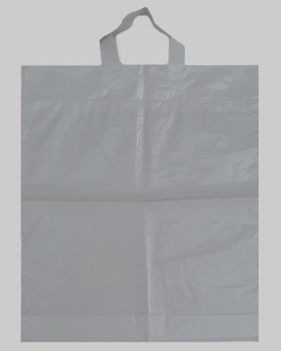 5040a56868 PE taška PDD - stříbrná 400 x 460 mm
